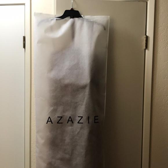 Azazie Dresses & Skirts - Amari dress from Azazie.com in Cabernet color